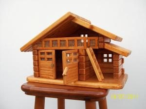 Capanne per presepe capanna di natale for Hobby del legno